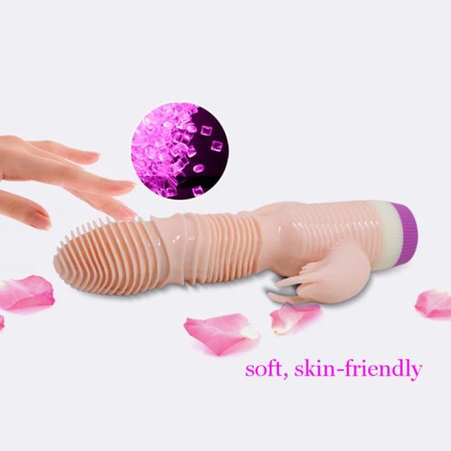 Multi-speeds G Spot Dildo Vibrator Clitoris Stimulator Oral Clit Vibrator Vaginal Massager Sex Toys for Woman Sex Products