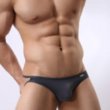 Gay Sexy Nylon See Through Comfortable G-string Athletic Supporter