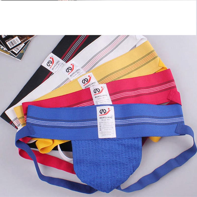 Sexy men underwear mens gay penis briefs cuecas jockstraps calzoncillos mens thongs and g strings homens double D view 1 PIECE