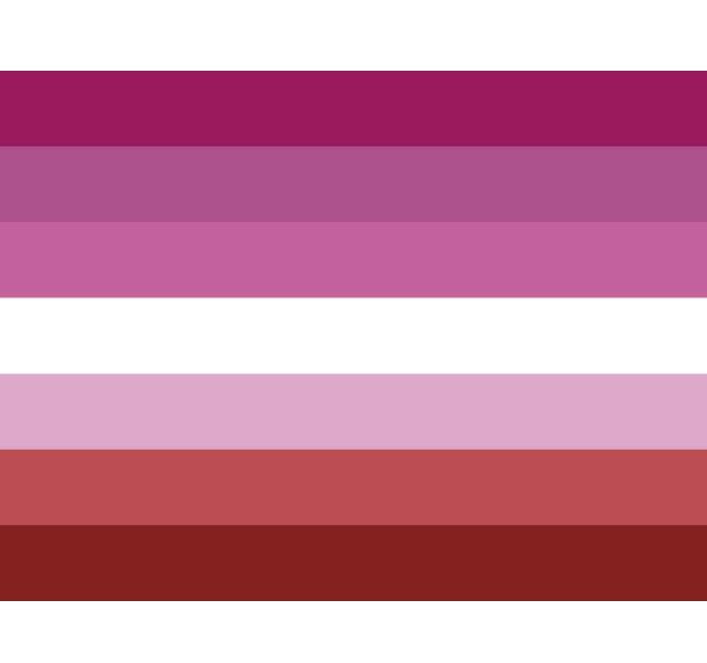 60*90CM Banner Flying 150*90cm Flag Lesbian Pride Flag LGBT 3x5 ft Banner
