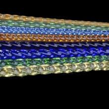 8 pcs 20mm Pyrex glass Spiral ribbed Penis Urethral dilatator stretching Plug Catheters sounding stimulating Sex toys for men