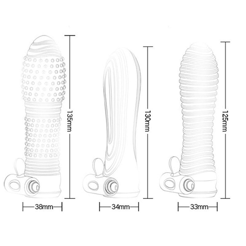 Penis pump sleeve