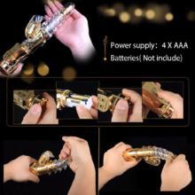 Thrusting Lesbian AV Magic Wand G-Spot Vibrator