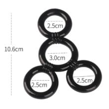 Penis Rings Re-Washable | 4 in 1