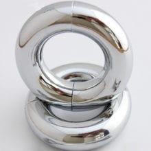 metal penis ring scrotum pendant testis restraint alloy cock rings,sex toys for men R19