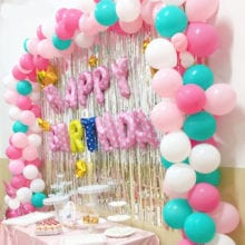 30pcs Latex Wedding Decoration Multicolor Air Balloons