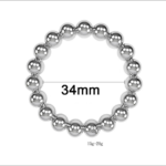 Penis Beads | Stainless Steel Cock Ring