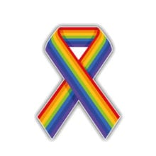 LGBT Pride Multi Color Funny PVC Decal Car Sticker