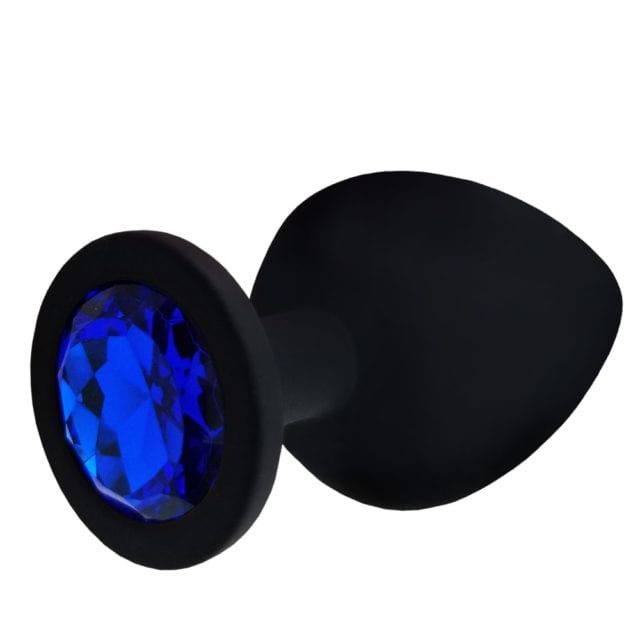Silicone Anal Sex Toys for Women and Men Erotic Butt Plugs with Colorful Crystal Jewelry Adult Beads Anus Product Anal Plug