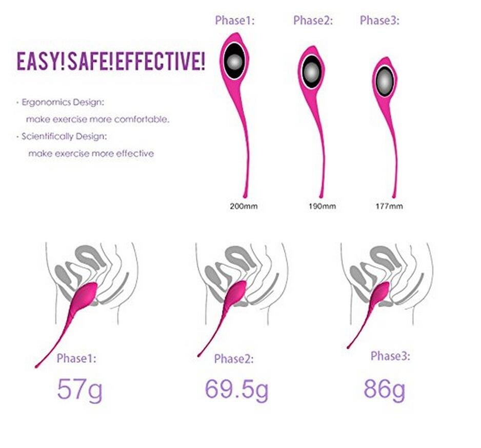 Vibrator Kegel Balls Smart Love Ball for Vagina Tight Exercise Sex  Machine Aid Love Geisha Ball Ben Wa Sex Toys for Women