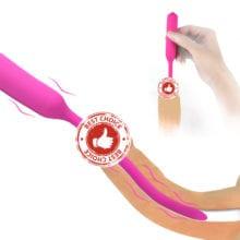 10 Frequency Urethral Vibrator For Urethra Stimulation