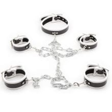 Handcuffs for Sex Bdsm Bondage Set Sex Toys for Couples Bondage Restraints Adult Games Bdsm Tools Slave Esposas Para El Sexo