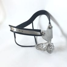 Summer Style Stainless Steel Chastity Belt With Breathable Cock Cage