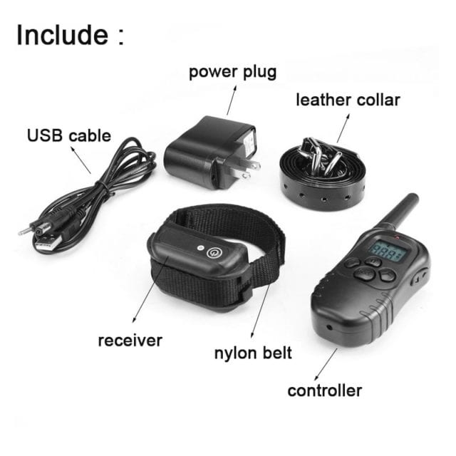 Adult Diary Remote Control Electro Stimulation Penis Ring / Neck Collar SM Electric Shock  Sex Toys, Electro Shock Sex Products