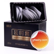 10 PCS Hyaluronic Acid Natural Latex Condom Ultra Thin Delay Condoms for Men Sex Toys Sex Products