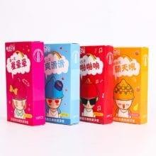 Ultra Thin Fruit Fragrance Condoms