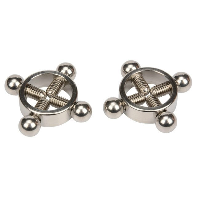 2pcs/set Adjustable Breast Nipple Clamps Clips Female Stainless Chain Bdsm Bondage Sex Exotic Accessories for Couples