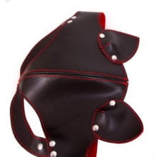 BDSM Leather Blindfold Foreplay Flirting Adult Cosplay Mask Erotic Toys Bdsm Sex Fetish Mask Exotic Accessories for Couples