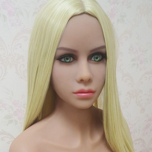 #73 oral silicone sex doll head adult doll accessory for 135cm/140cm/148cm/153cm/152cm/155cm/158cm/163cm/165cm/170cm