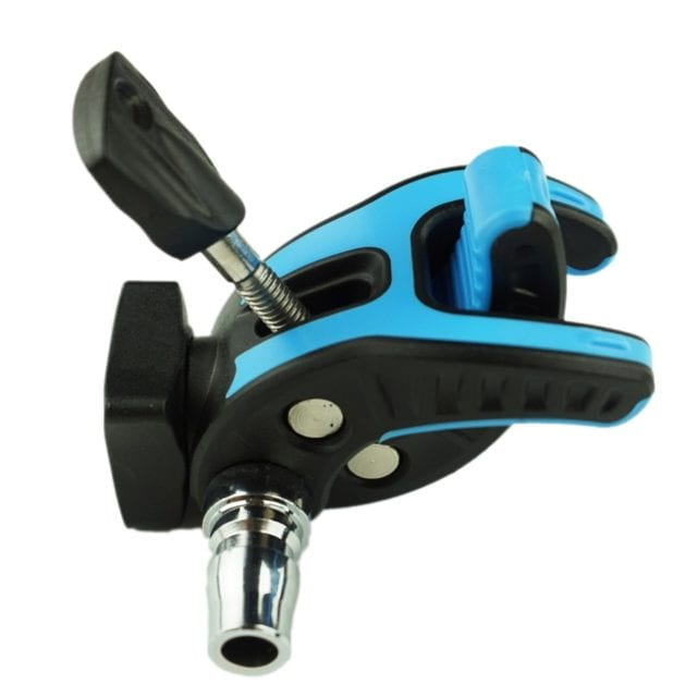Quick Connect System Vac-u-Lock Single Dildo Holder Attachment for Premium Sex Machine,Add-On Accessory,Metal Quality