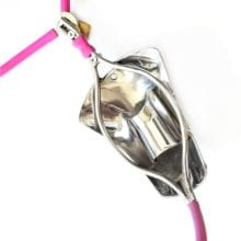 2018 New Design Chastity Belt Male Chastity Device Bondage Invisible Pants Stainless Steel Cock Cage Sex Toys for Men G7-4-50