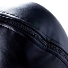 PU Leather Open Eye Face Mask Blindfold Sexy Toys Fetish Hood Mask Head Bondage Adult Games Sex Toys for Couple Men Sex Product