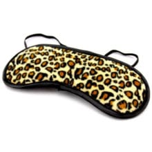 Hot Leopard Blindfold Eye Mask