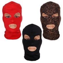Sex toy set sm Head Mask,Fetish Unisex BDSM Hood Mask Blindfolded,BDSM Restraints Bondage,Halloween Adult Sex Toys For Couple