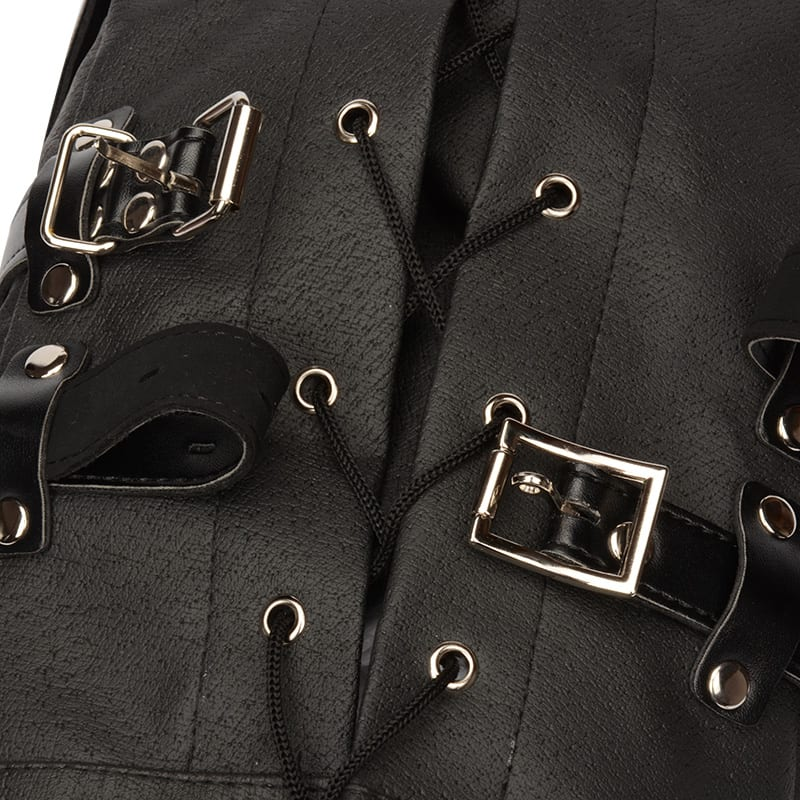 Leather Bdsm Bondage Hood Gag Penis Adult Sex Mask Blindfold Fetish Slave Harness Torture Devices Sex Toys For Couples AG-A1164