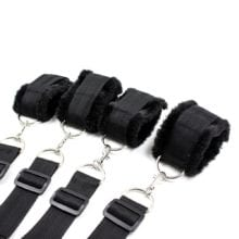 Adult Games Sexy Shop Under Bed Restraint System Sex Products Erotic BDSM Bondage Handcuffs & Ankle Cuffs Sex Toys For Couples