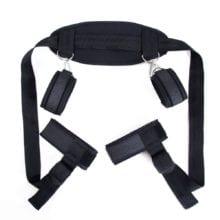 Adjustable Frog Posture Belt For Bondage Lovers