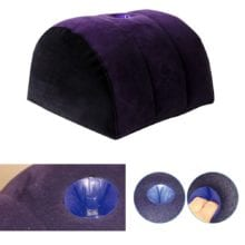 Enlarge Sexual Position Half Circle Shape Cushion For Couples