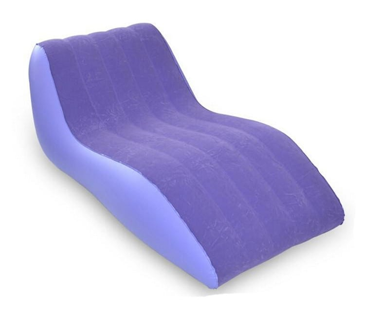 S-type position sex sofa, sex furniture inflatable chair, Love sex chair adult car bed set sex toys for couples.