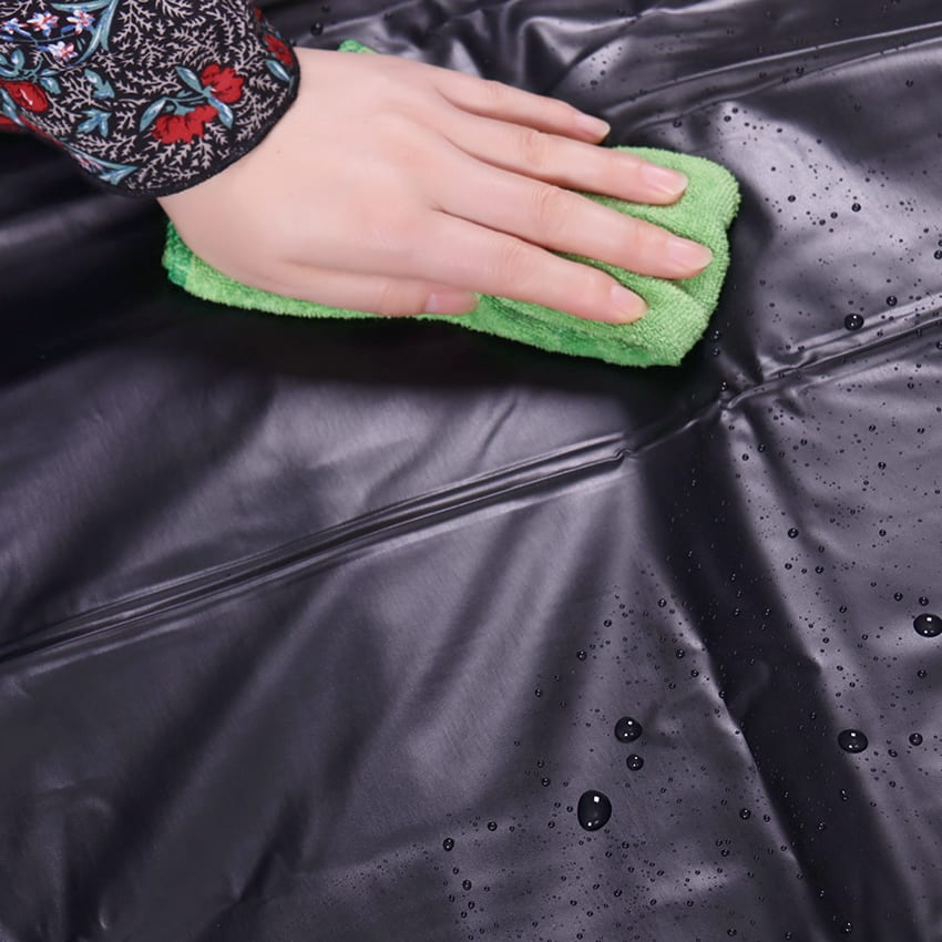 210*170cm Black PVC Bed Sheet Sexy Waterproof Bedding Game Adult Sex Toys for Couples Sex Product