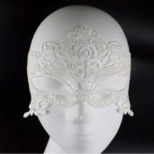 Hollow Out Lace Party Nightclub Eye Mask For Adults
