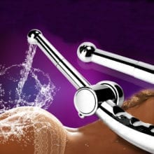 7-Hole Anal Cleaning Shower Enema And Vaginal Rinse Enemator Anal Sex Toy For Couple Men Women Plug Vagina Washing Head