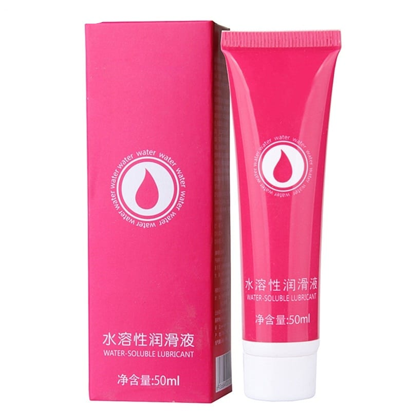 Zerosky 50ml Water Soluble Super Smooth Personal Lubricant Vagina Body Massage Oil Sex Toys for Women Men Gay