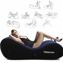 PVC Luxury Sofa Multi-Fun Furnitures For Female