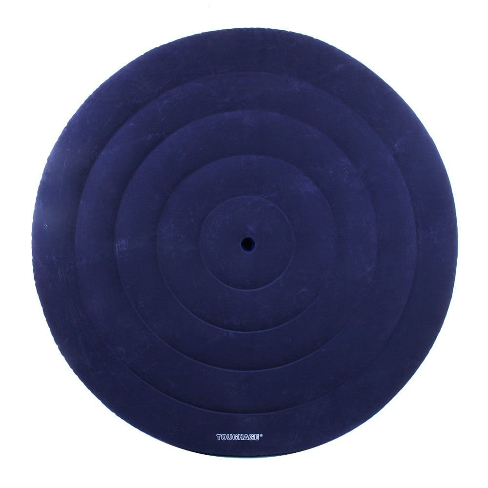 TOUGHAGE Circular Bed  Luxury Inflatable Pillow Chair with Adult Furniture Sex Games Versatile Sofa Pad Sex Fun PF3208