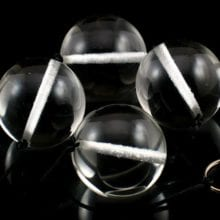4 balls 5cm diameter Large vagina balls pull beads crystal glass anal beads sex toys for woman men butt plug,big anal plug