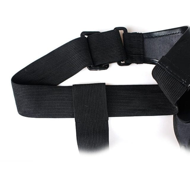 Double Penis Dildo Double Ended Strapon Ultra Elastic Harness Belt Strap On Dildo Adult Sex Toys for Woman Couples Sex Products