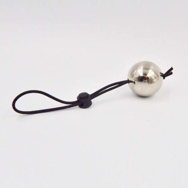 Sizemaster New Men Male Vacuum Penis Extender Enlargement Hanger System Metal ball Stretcher lengthening tool sex toy