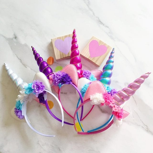 New  Headband Children's  Party Head Buckle DIY Party Event  Decorations Festive Supplies Children's Day Gift