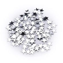 6mm 10mm Stars Table Confetti Sprinkles For Birthday Event