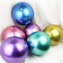 10 PCs 12 inch Latex Pearl Balloons For Birthday Party Event Decor