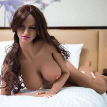 Adult Silicone Sex Dolls For Men With 3 Usable Holes 166cm