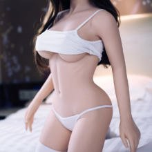 Japanese Sex Dolls For Sale With Realistic Features 140cm