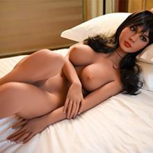 Jenna Sex Doll 158cm With Realistic Artificial Vagina