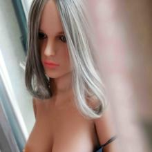 The ultimate sex doll with realistic pussy and ass for men 158 cm
