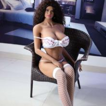 Busty Silicone Sex Doll Made Of Non Inflatable TPE Material